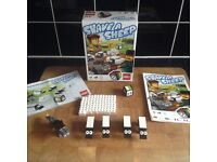 Lego Shave a Sheep Game