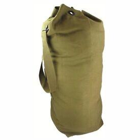 Military Kit Bags - £10 each