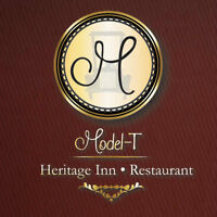 Mature, Reliable Server /or/ Cook for Family Restaurant Needed