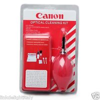 Kit Pulizia 7 In 1 Per Reflex Canon Eos 1ds E Ottiche Professional Cleaning Kit - canon - ebay.it