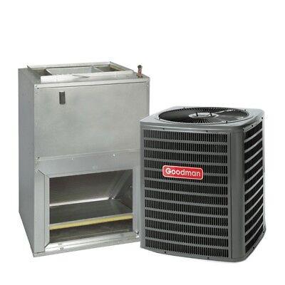 3 Ton 14.5 Seer Goodman Air Conditioning System GSX140361 -