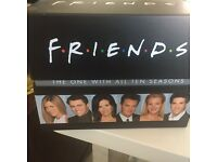 FRIENDS DVD BOXSET - All 10 Seasons