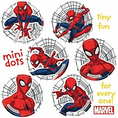 60 Marvel Spiderman Stickers Party Favors Teacher Supply web  - Marvel Heroes Party Supplies