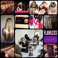 Hair Extentions sale install removals re tapping