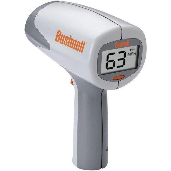 Bushnell 101911 Velocity Speed Radar Sports Baseball Softball Racing Gun