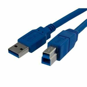 NEW Startech USB3SAB6 6 ft SuperSpeed USB 3.0 Cable A to B M/M Data Transfer MM