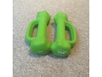 1kg Dumbbells weights