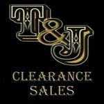 TJ's Clearance sales