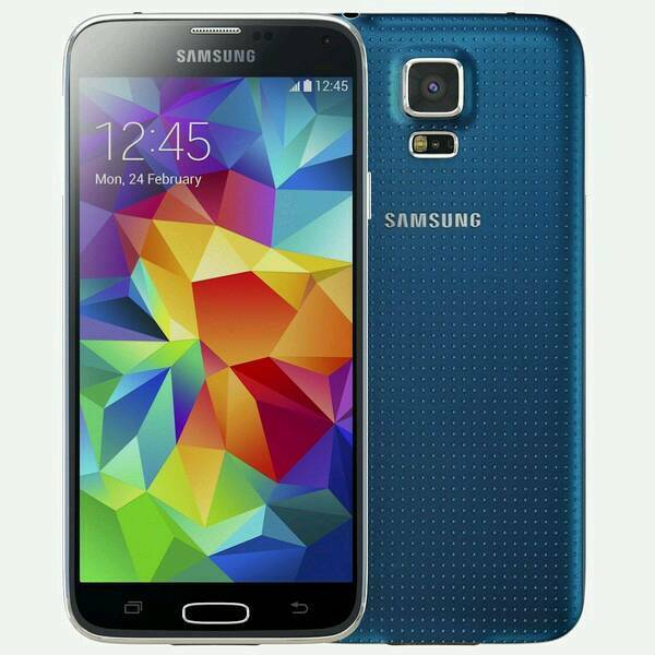 Galaxy s5 blue unlockedin Sparkhill, West MidlandsGumtree - Samsung galaxy s5 in blue factory unlocked in exellent condition comes with genuine s5 leather flip case