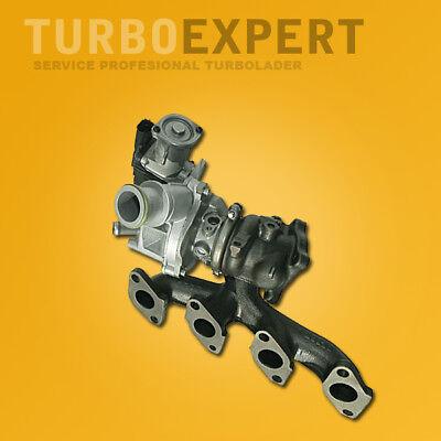 Turbolader 1.2 TSI 77kW 105PS 03F145701H 03F145701R CBZA CBZB mit NEU STELLMOTOR gebraucht kaufen  Grießen