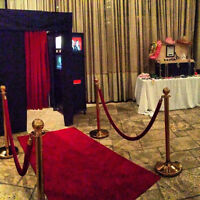CELEBRATIONS ENTERTAINMENT // Photobooths! Touch screen!