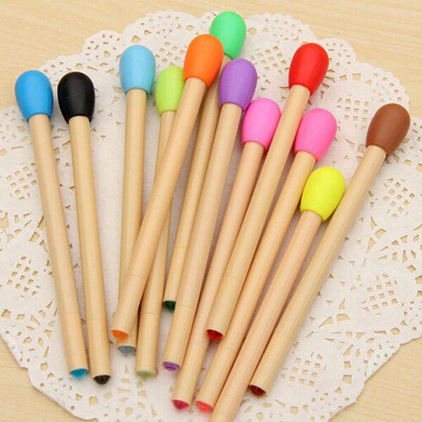 12 Colors Pens