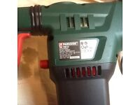 Parkside rotary hammer drill