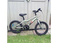 Ridgeback MX16 bike