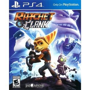 PS4 ratchet clank 10/10