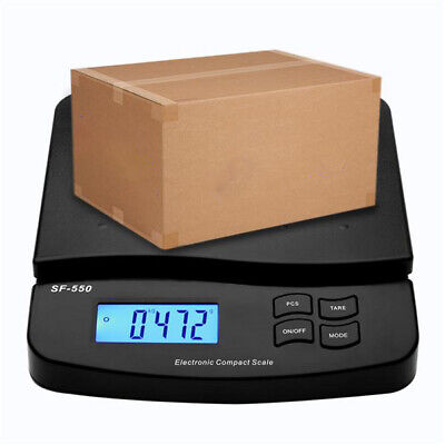 Postal Scale Lcd Digital Shipping Electronic Mail Packages Capacity Of 30kg Usa