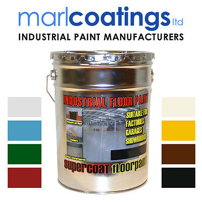 PU350 INDUSTRIAL  GARAGE FLOOR PAINT QUICK DELIVERY FAST SET RESIN 20LTR