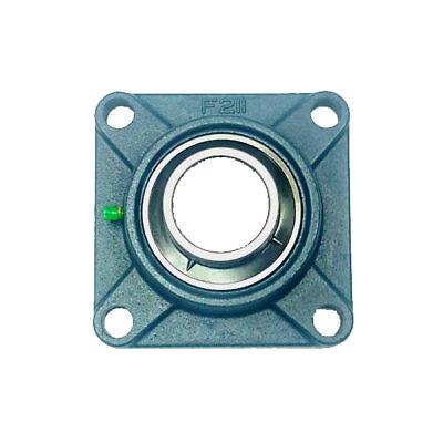 Ucf211-35 2-316 Square 4 Bolt Flange Bearing