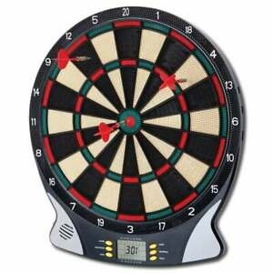 Emerson Electronic Dart Board with over 25 classic dart games