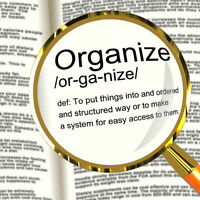 FREE  Treasure Chest of  Organizing Resources
