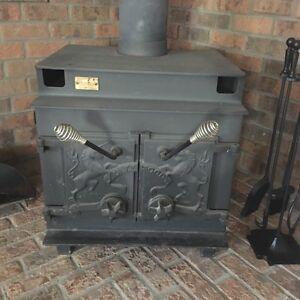 Wood stove buy or sell indoor home items in ottawa for Lakewood wood stove