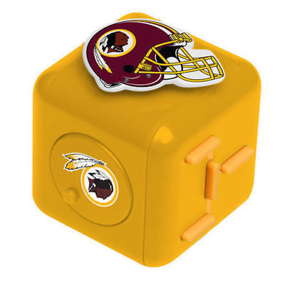 - Washington Redskins NFL Fidget Cube Spinner