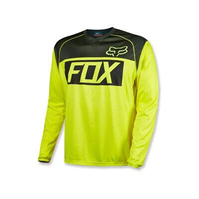 22967 Fox Racing Womens Defend Long Sleeve Jersey