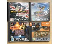 PlayStation 1 games, inc grand theft auto