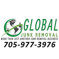 Junk Removal - Peterborough - 705-977-3976