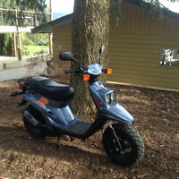 Scooter For Sale 2000 Yamaha BWs