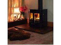 Charnwood SLX20 Free-Standing Multifuel Stove - Black