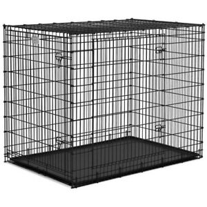 Midwest 'Ginormous' Double Door Dog Crate