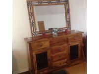 Indian Hardwood Dining Room Furniture