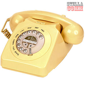 Geemarc-MAYFAIR-Retro-Corded-Classic-Telephone-CREAM