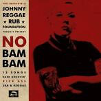 lp nieuw - johnny reggae rub foundation  - NO BAM BAM (nie..