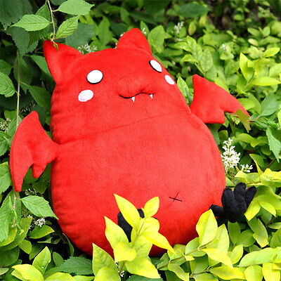 BLAZBLUE Gii RACHEL ALUCARD Nago Rot Bat Cosplay Kostüm Plüschfigur Stofftiere
