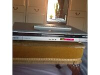 Sony DVD and hdd player