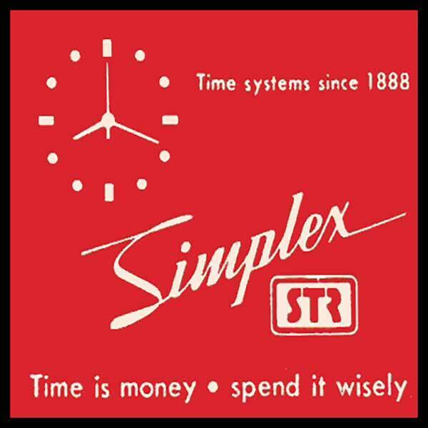 Simplex Time Recorders