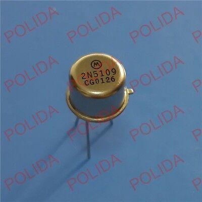 10pcs Rfvhfuhf Transistor Motorolarca To-39 2n5109