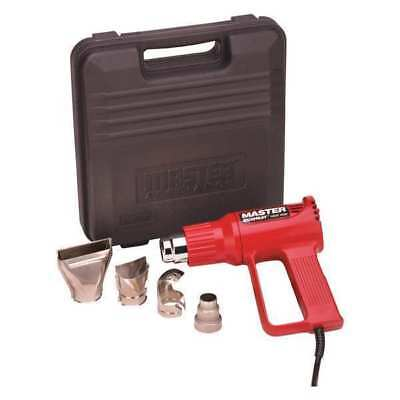 10.0-amp Corded Heat Gun Kit 120vac 1200w Master Appliance Ec-100k