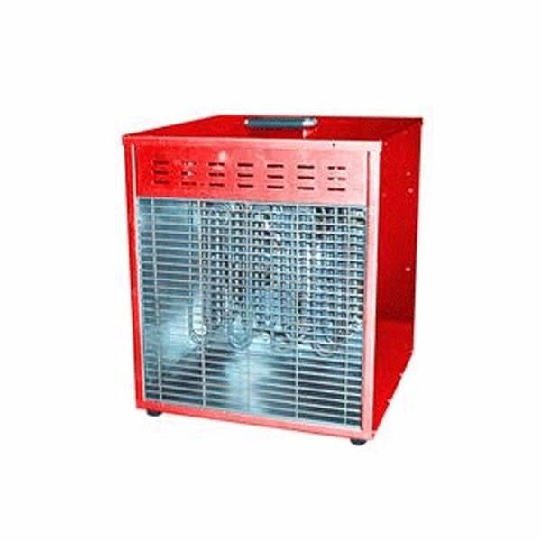 FF12T Red Giant Series Industrial Electric Heater (12.7Kw / 42000Btu) 415V~50Hz