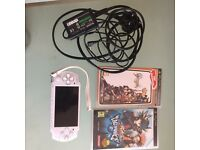Psp 3003 with games