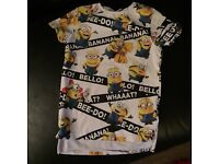 Next minion top