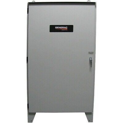 Generac 600-amp Automatic Smart Transfer Switch W Power Management 120240v...