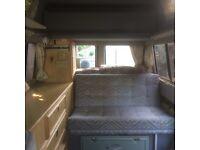 Renault campervan auto-sleeper