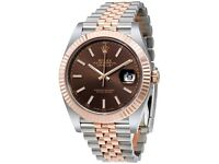 Men's Rolex DateJust 41 Jubilee 2016 EDITION Stainless Steel/ Rose Gold