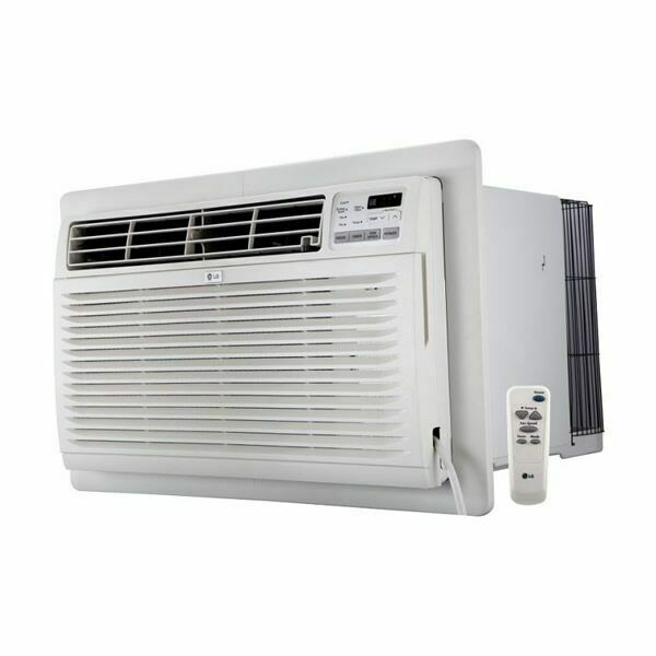 LG - 12,000 BTU - Wall Air Conditioner - Cooling Only - 208/230V