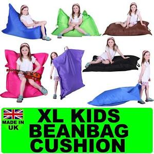 KIDS-CHILDREN-GIANT-PILLOW-BEANBAG-CUSHION-CHILD-TEEN-BEAN-BAG-SOFA-GAMING