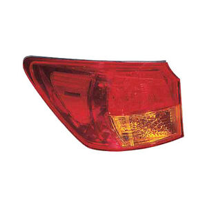 LEXUS IS250 TAIL LAMP LH (IS250/IS350) 06-08 HQ