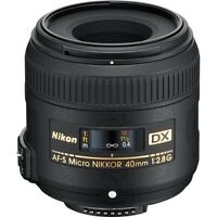 Looking for: Nikon NIKKOR 40mm Lens